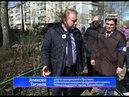 «Народный контроль» в Ярославле проверил состояние двора, благоустроенного в прошлом году