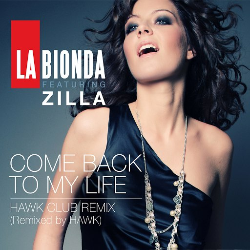 LA BIONDA альбом Come Back To My Life