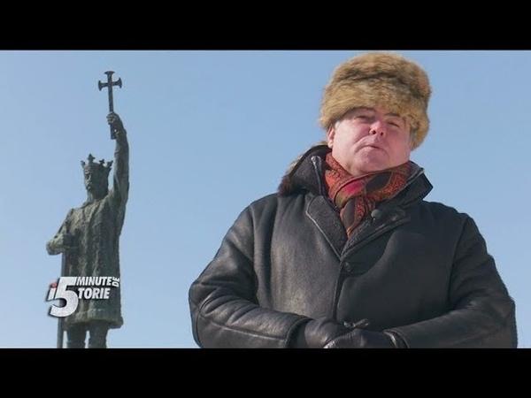 România Mare - Primul Centenar: 5 minute de istorie - Statuia lui Ştefan cel Mare din Chişinău