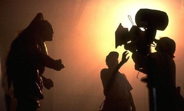 Фотографии со съемок фильмаСмертельная битва 1995 год