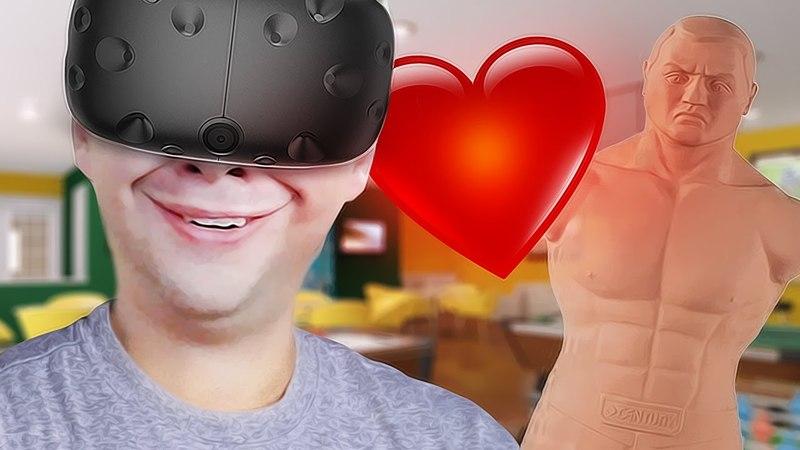 SÓ TEM DOENTE NISSO! - REC ROOM (HTC Vive)