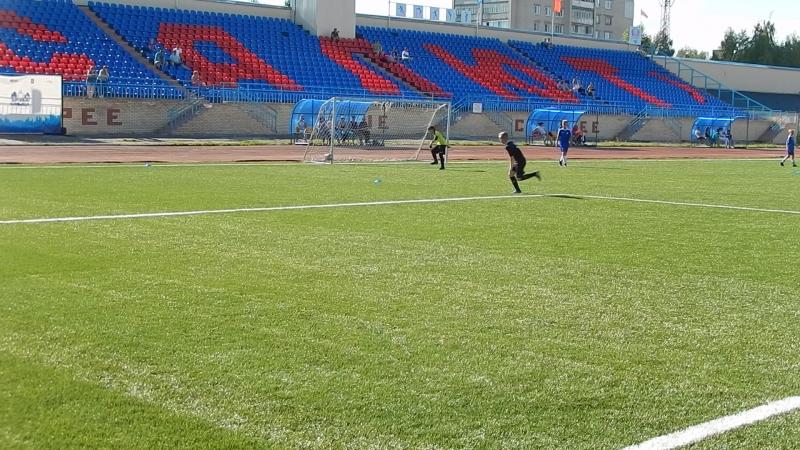 Радий 07 - Олимпиец 2 4-2 2 тайм