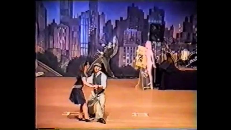 1999 - Swing Dance German Championship - Choo Choo Choo Boogie