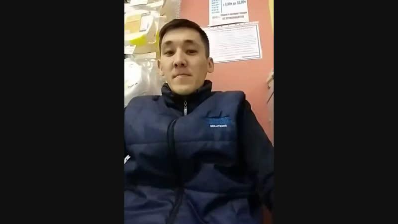 Марлен Асылбекулы - Live