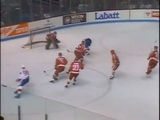 1987 Canada Cup Finals Game 1 Canada vs Soviet Union