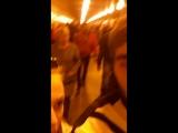 9 мая суета в москве в метро