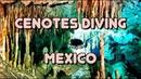 ОС 131 / Пещерный Дайвинг в Сенотах, Полуостров Юкатан, Мексика / SCUBA Diving in Cenotes, Mexico