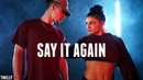 H E R Say It Again Dance Choreography by Noah Tratree ft Jade Chynoweth