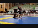 Eldar Rafigaev vs Bruno Borges _ Lisbon Open NoGi 2018 - open class final