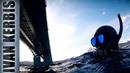 Моя любимая подводная охота. Зимний хариус Енисея 2018.
