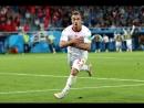 Швейцария забивает гол на последних минутах и одерживает волевую победу 2:1!