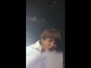 throwback to the time when seokjin saw a jungkook derp face poster in the crowd and asked