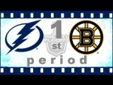 NHL 2018 - R2 G4 - Boston Bruins @ Tampa Bay Lightning - 1