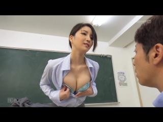 Секс с училкой азиаткой