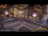 Asgard Throne Room (Тронный зал Асгарда) - Боевая Локация Marvel Contest of Champions