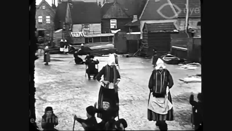Голландия зимой 1917 года