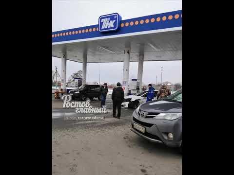 ДТП в Семикаракорске Ростов