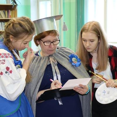 Елена Луговкина