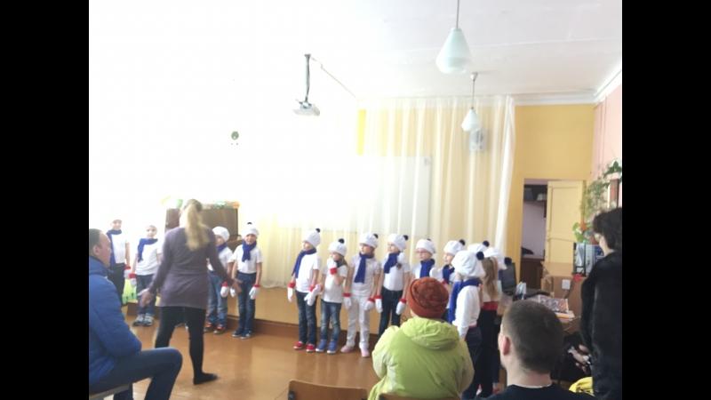 2018-03-18 Танцевальный батл будущих первоклассников