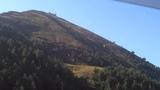 Дорога - подъем в село Согратль, октябрь 2018 туризм в Дагестане