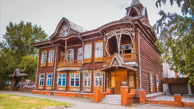 Барнаул 70 - 80 годов XX века. Barnaul in the late 70 - 80 years of XX century