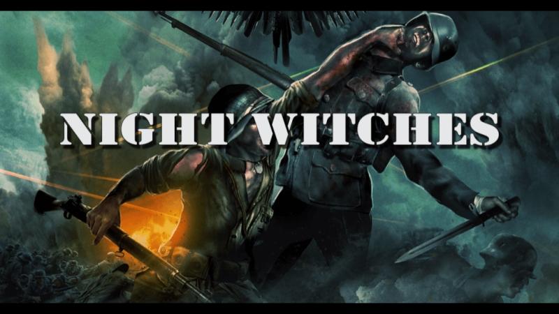 Night Witches(Hellfest 2017)