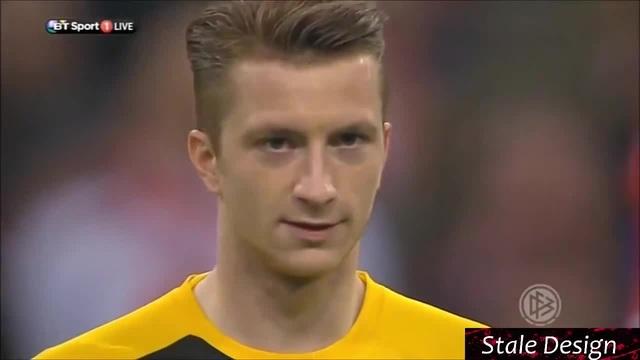Reus and Lewandowski  be my friend D