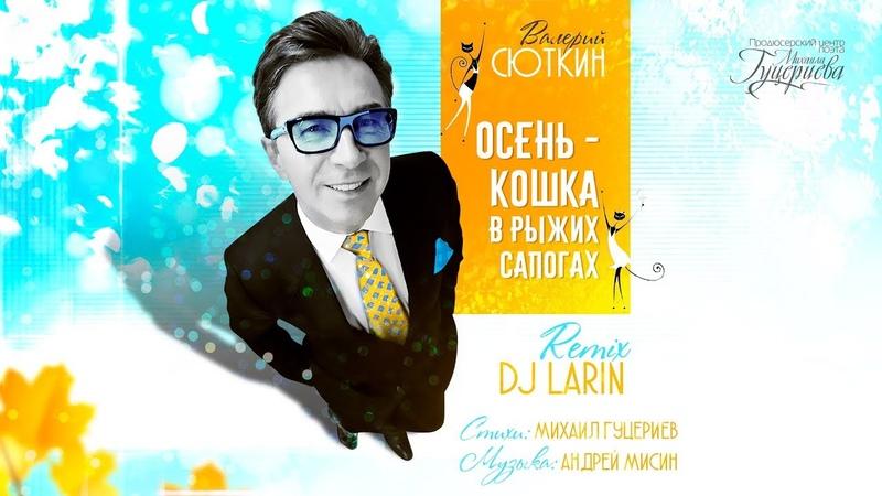 Валерий Сюткин - Осень - кошка в рыжих сапогах (DJ LARIN Remix).