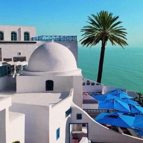 🔥Горящий тур в Тунис на 9 ночей с завтраками и ужинами за 15300 рублей с человека!