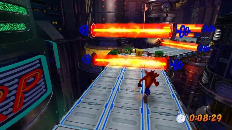 [PC] Crash Bandicoot 3 [N. Sane Trilogy] - 27. Future Frenzy [Platinum Relic]