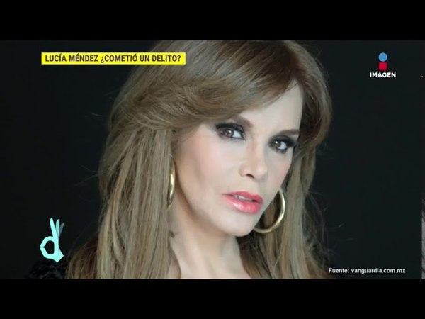 ¡Lucía Méndez confiesa que no sabía que Luis Miguel era menor! | De Primera Mano