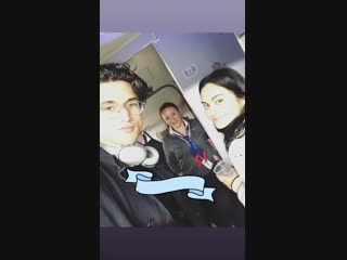 Instagram Stories video by Charles Melton