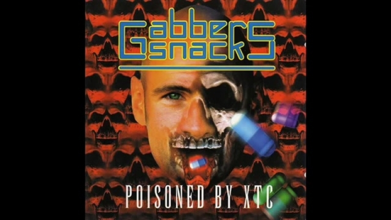 GABBER SNACKS [FULL ALBUM 155_35 MIN] POISONED BY XTC HD HQ HIGH QUALITY 1996