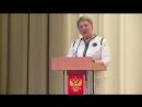 Министр просвещения Ольга Васильева в Пскове