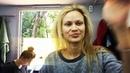 "Марина Доможирова on Instagram: ""🎬 съемки кино сериал моясвета спасибозакрасоту @vesna_1313 @_teoshka_ творим создаем ялюблюсвоюработу мо"