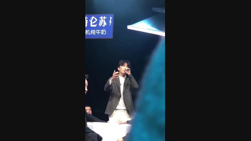 Dimash singing Dudarai acapella at Super Vocal HunanTV[HD,1280x720, Mp4]