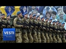 Get It Together Kiev Ukrainian Soldiers MISTAKENLY Shown Pro DNR Propaganda by Inept Organizers