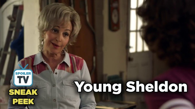 Young Sheldon 2x07 Sneak Peek 3 Carbon Dating and a Stuffed Raccoon
