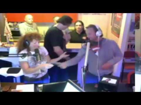 LASERDANCE LIVE ON RADIO *Stad Den Haag* (SUMMARY)
