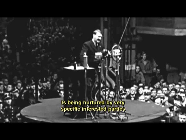 Hitler on the jews