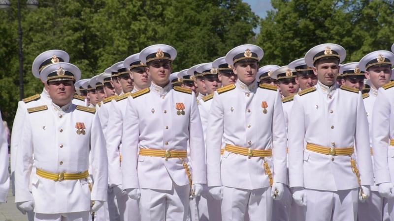 Программа «Морские вести»2018, выпуск 589.Путь в океан морских офицеров, открытие памятника Амундсену и другие темы в этом выпус