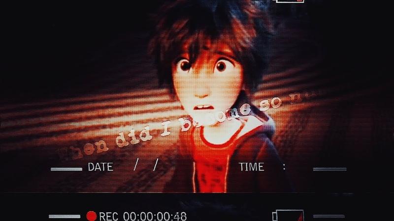 Hiro. anna. paralyzed