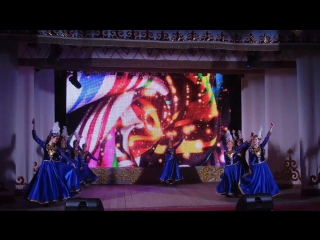 Узбекский танец Хорезм хор.Ансамбль Ару-Наз