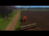 Farming Simulator 17 [ CASE Magnum 290 with GreatPlains ]