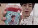 On Air 2PM - От самого большого фаната 2PM №5 самому большому фанату 2PM №2 этот кофе (русс. саб)