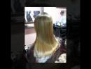 Студия Карамель Кератиновое выпрямление волос Состав смыт
