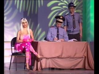 Карина Зверева-Блондинка в ГАИ