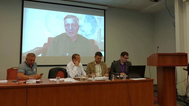 3 часть 1 сентября Петербургский Концептуальный Форум