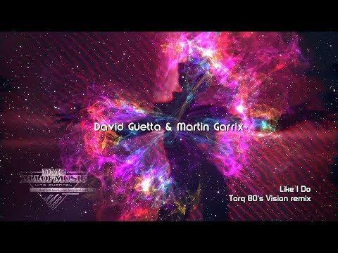 Torq feat. David Guetta Martin Garrix - Like I Do (Torq 80's Vision remix)