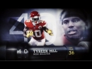 Top 100 Players of 2018: № 40 Tyreek Hill